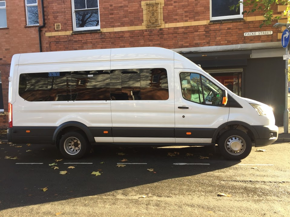 Any vehicle that is designed to convey more than 8 passengers needs to be operated under a PSV O Licence if you want to make a profit from the service. This includes minibuses which might be sent in place of taxis without the customer's knowledge.