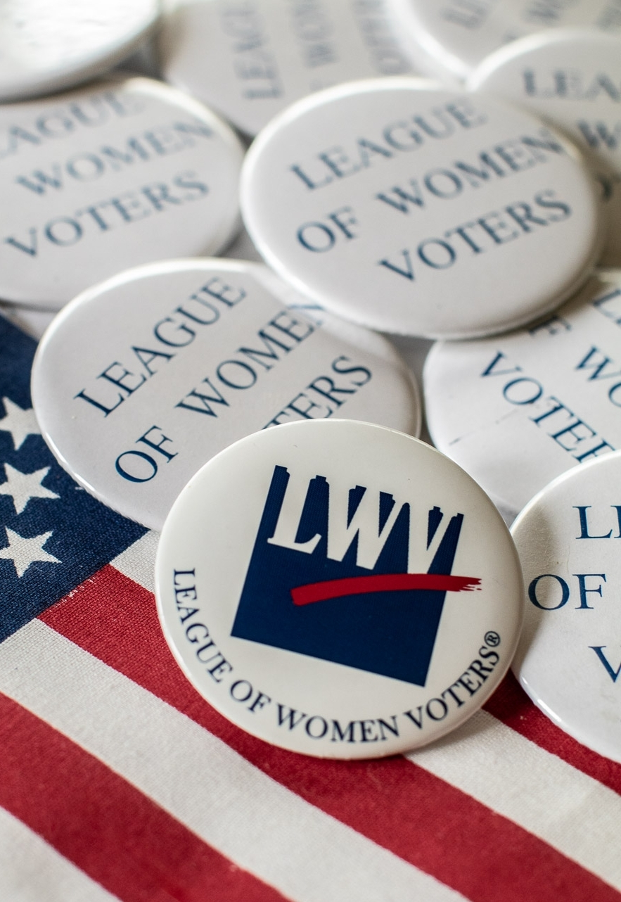 Why become a member... - The Lexington League of Women Voters is an organization of action, which in my mind, makes it stand out from other organizations in the city.  If you are new to Lexington or new to movement work, the Lexington League of Women Voters is a great organization to get your started and acquaint you with all of the issues of the day.  Everyone should be a member!— Shayla Johnson, member since 2017
