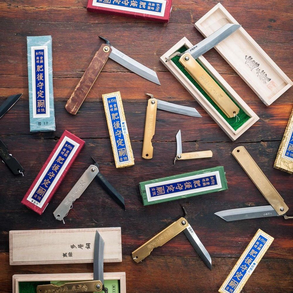 STAY SHARP - Brian Lee from Toronto's Tosho Knife Shop will be teaching Toronto cooks how to keep their edge.