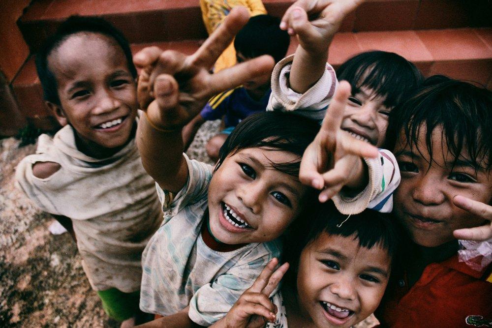 Compassion International - 800+ Children SponsoredKlesis & Gracepoint Berkeley members sponsor children in poverty