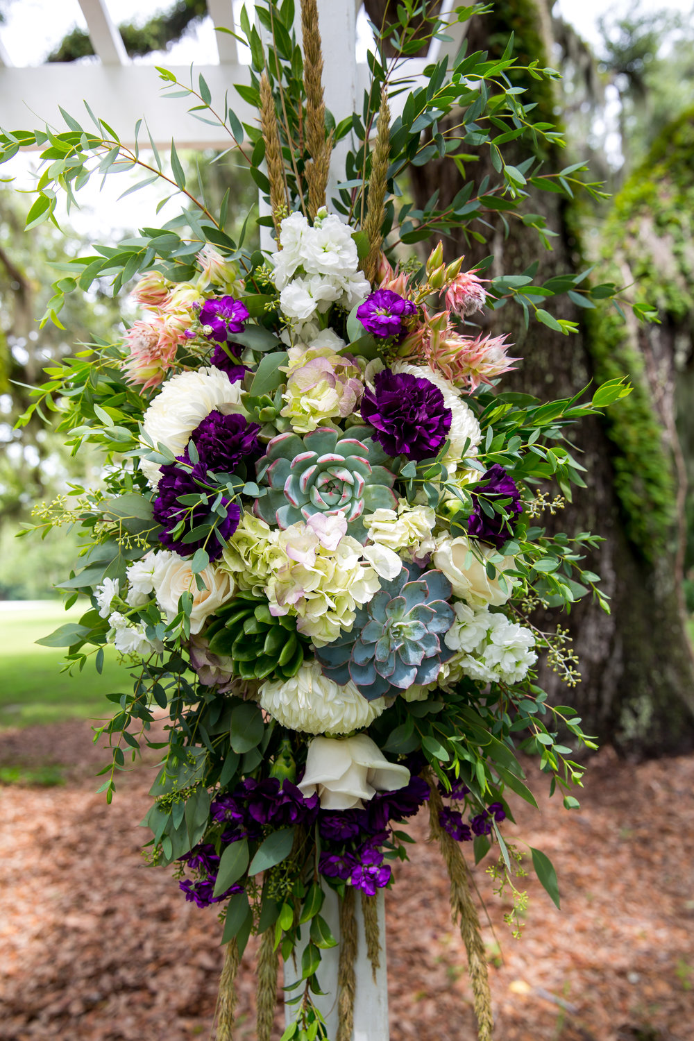 Hilton Head Wedding Flowers
