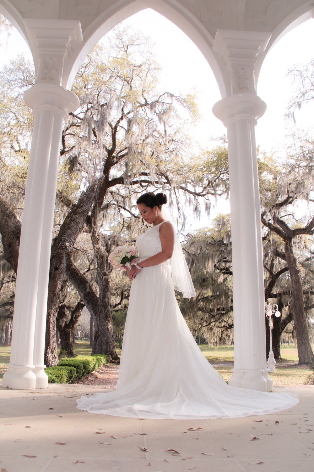 Bluffton SC wedding packages Rose Hill