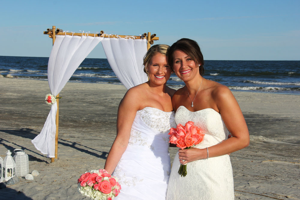 Hilton Head Wedding packages Gay