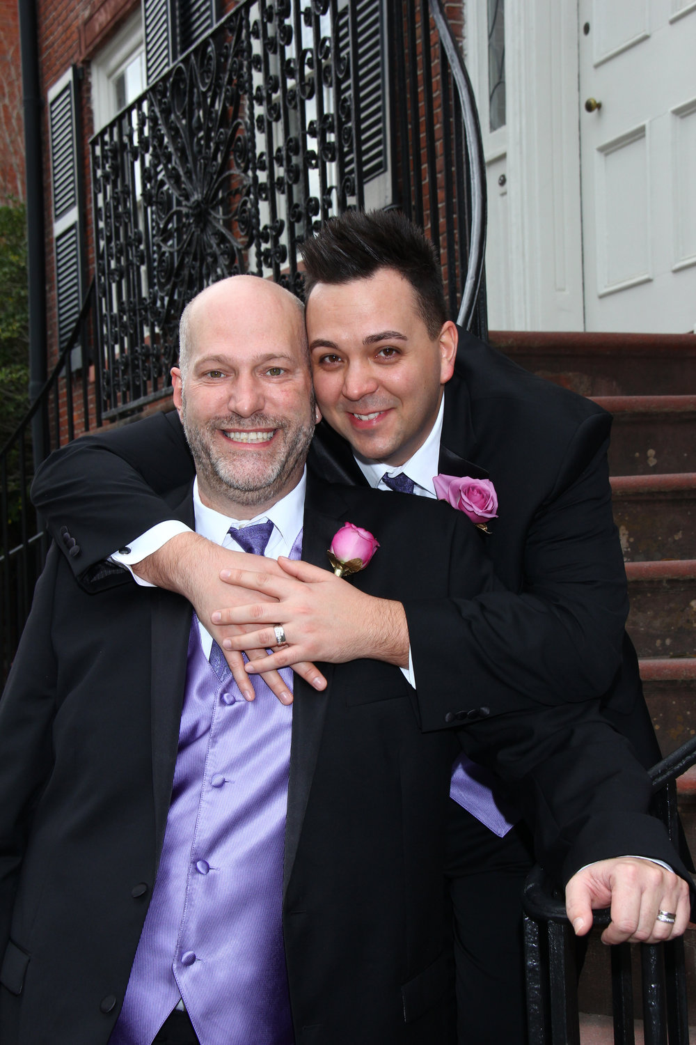 Savannah Wedding package Gay