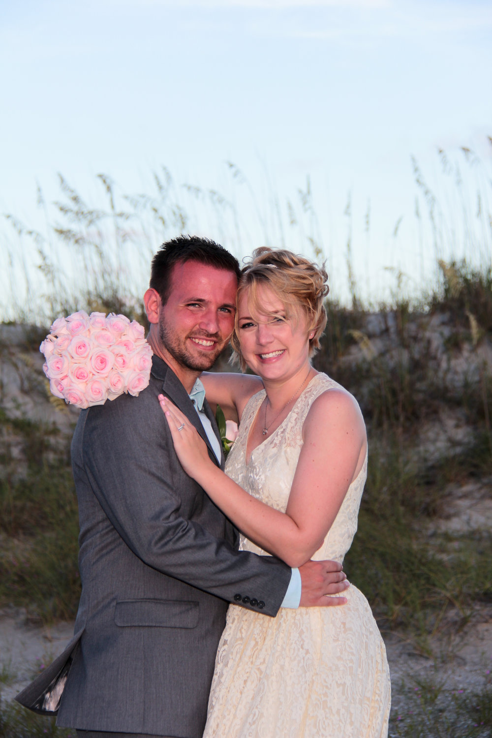 Tybee Island Wedding package beach wedding