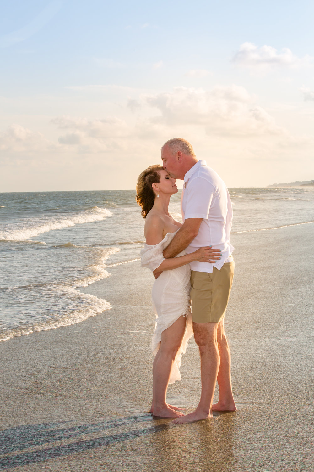 Fripp Island SC Wedding