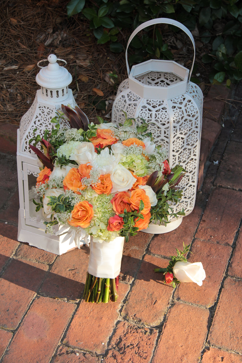 Savannah Wedding Packages garden wedding flowers