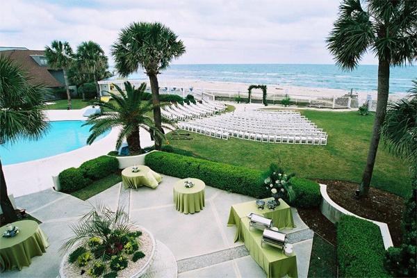 Fripp Island Club weddings all inclusive