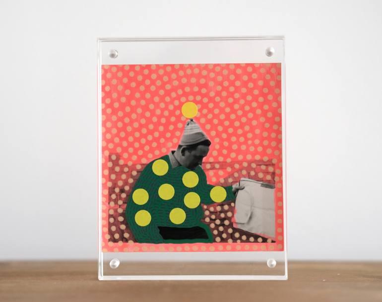 Looking for Answers, $135  —Naomi Vona, Saatchi