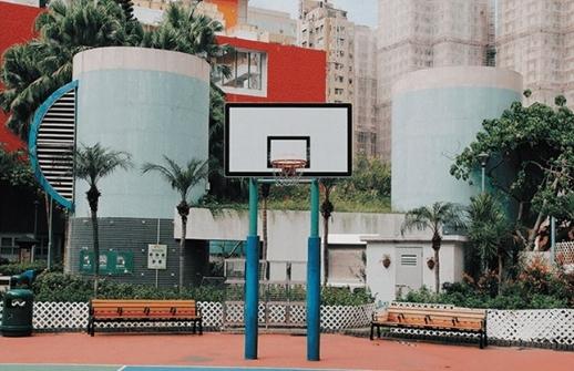 Cities of Basketball 04 (Hong Kong) , $40  —Kasper Nyman, Finnish Design Shop