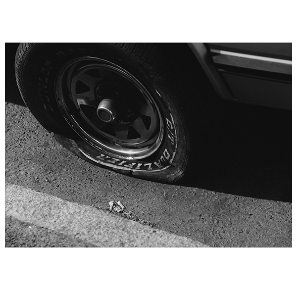 Drive 03, $60  —Andreas Smaaland, Paper Collective