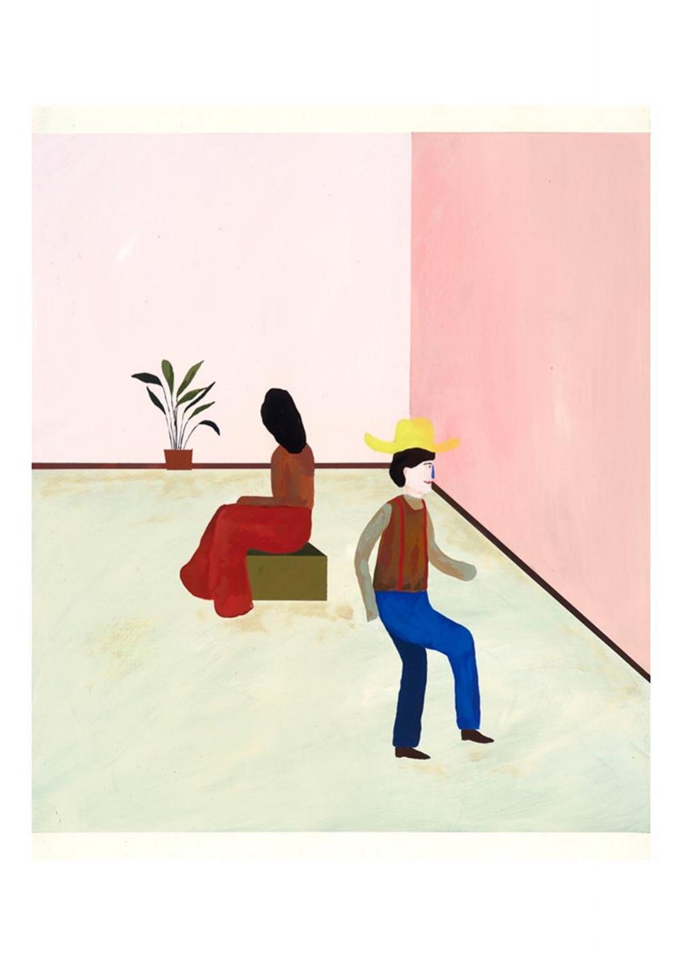 Untitled, $110  —Mark Alsweiler, Modern Times