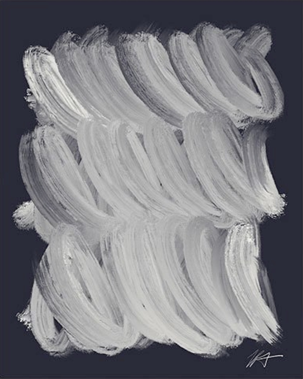 White Waves, $99  —Kate Arends, Wit & Delight