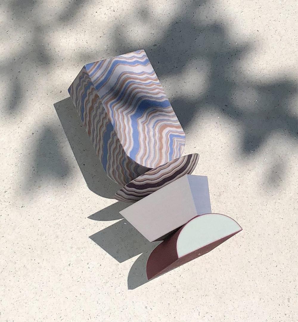 Vase, $385  — Karin Haas, Unique Board