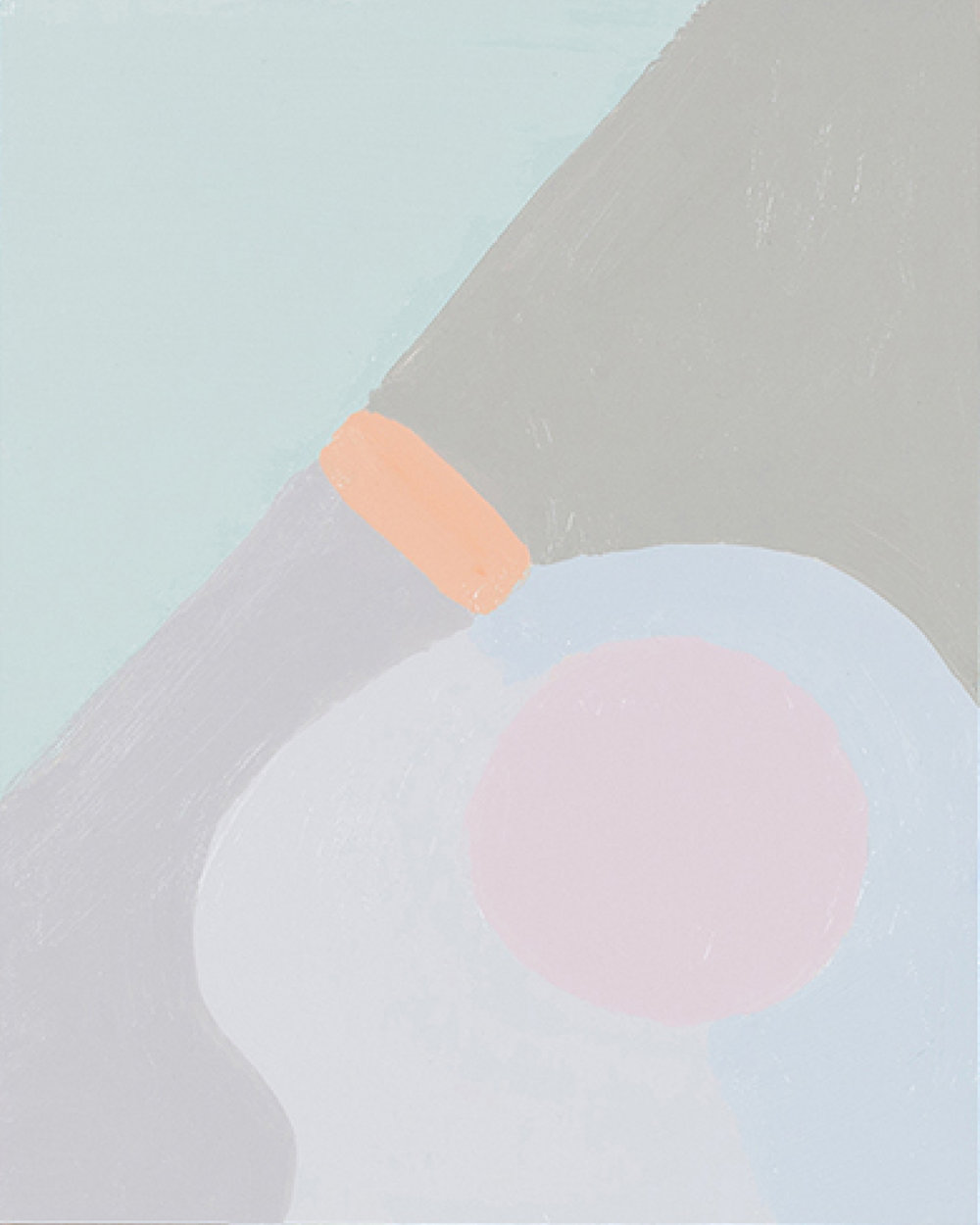 A Landscape of My Mind 2, $360 (Original)  —Ellie Malin, Modern Times
