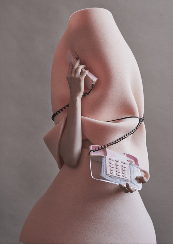 No Caller ID, €40  —Henrik Bülow, Paper Collective