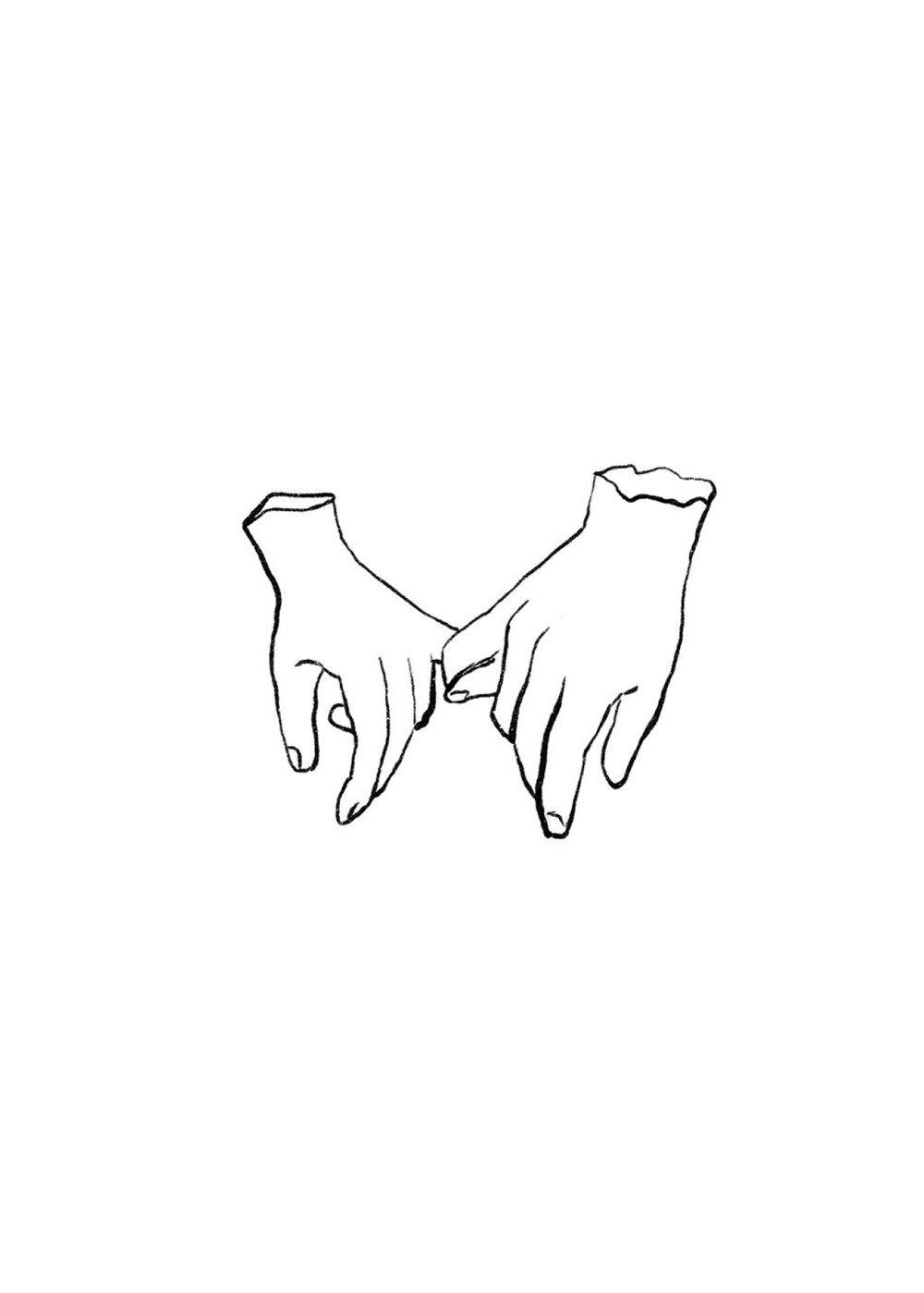 Love, $7.50  —Henri x Lydia, Etsy