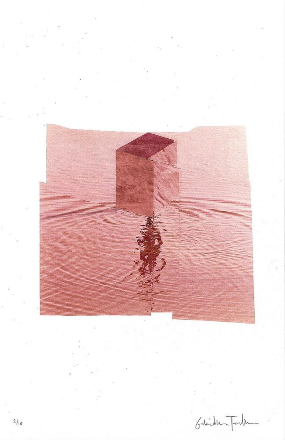 Lakestone, $275  —Gabrielle Teschner, Tappan Collective