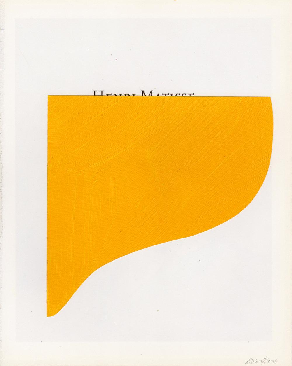 Untitled (Hommage), €300  —B.D. Graft