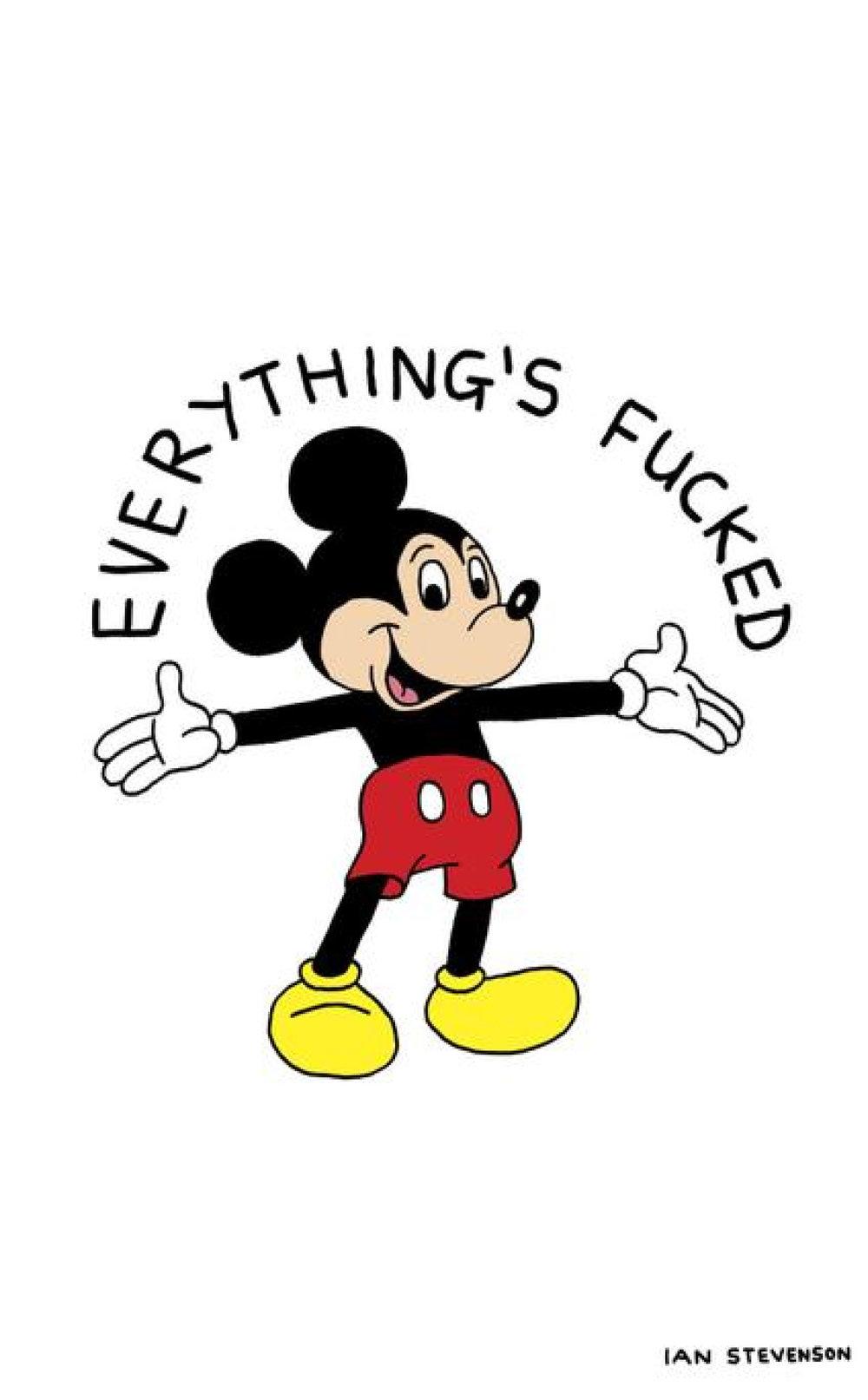 Mickey, £35  —Ian Stevenson, They Made This