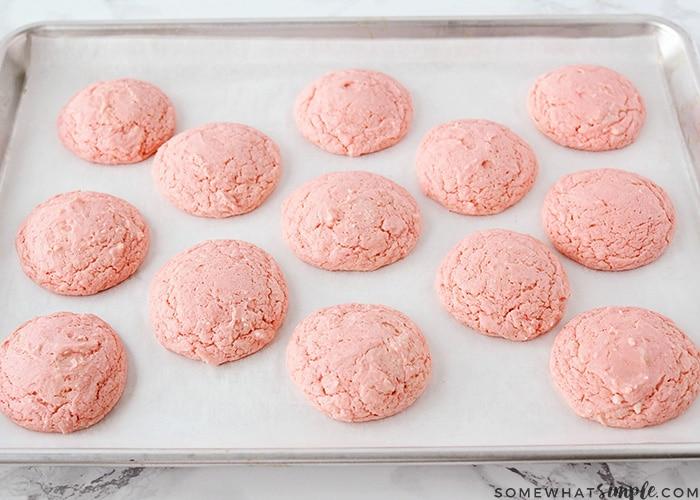 Cake Mix Cookies -