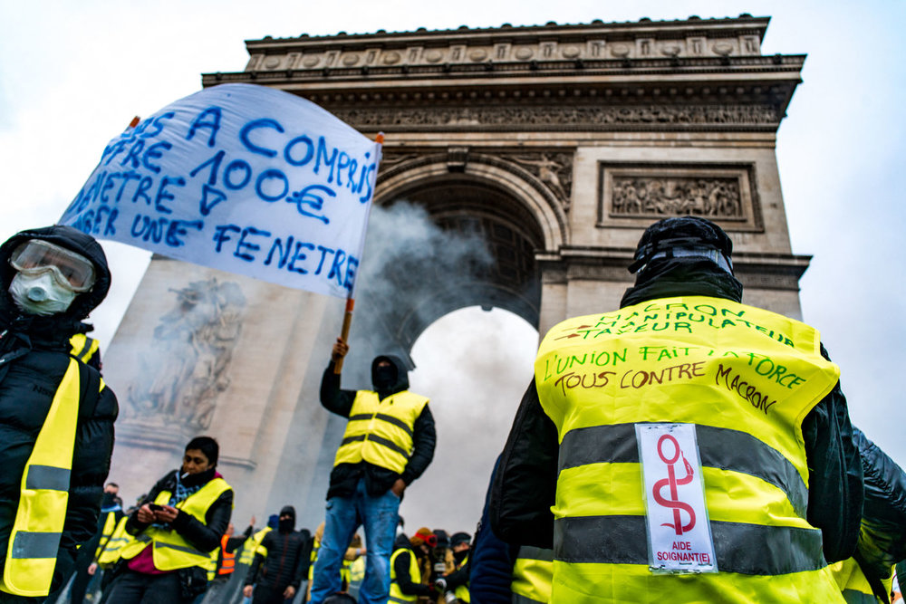 YELLOW VESTS - ACT 3