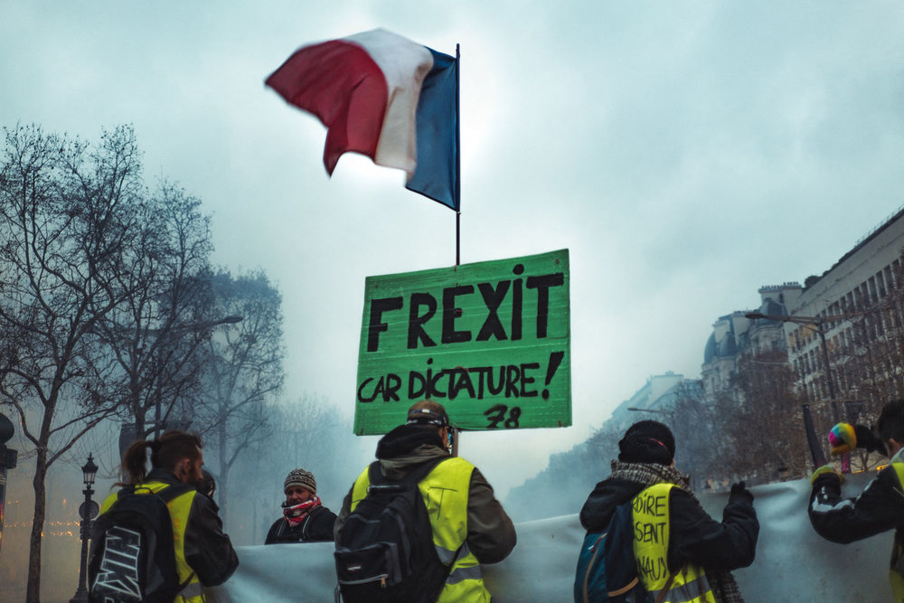 YELLOW VESTS - ACT 4