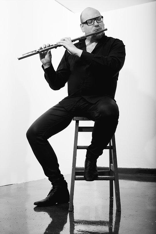 PRELUDE AND TOCCATA for flute