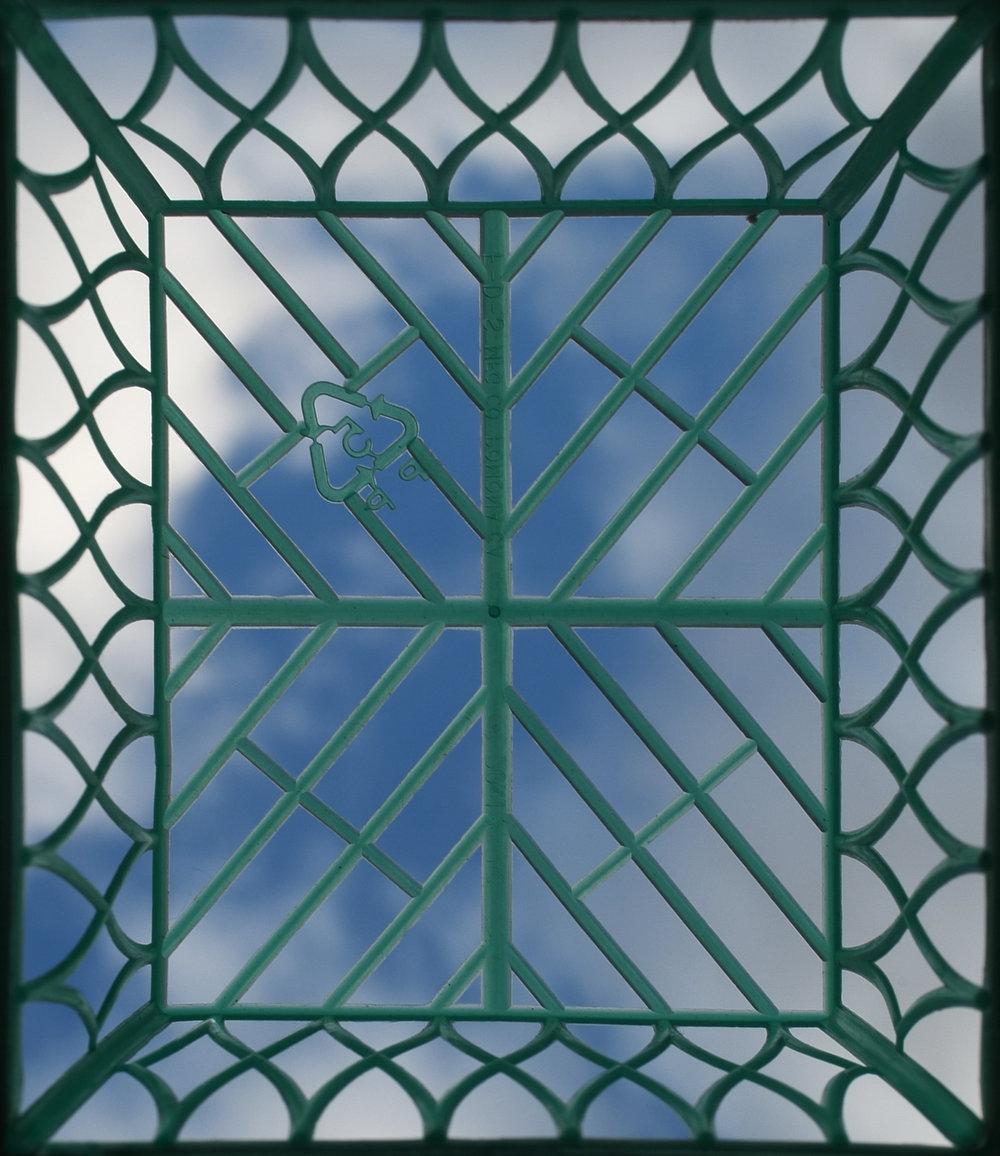 Otoman Window (cherry tomato) , 2003 pigment print on cotton paper, UV matte laminate 45-1/4 x 39-3/4 inches 115 x 100 cm Edition of 3, with 1 AP