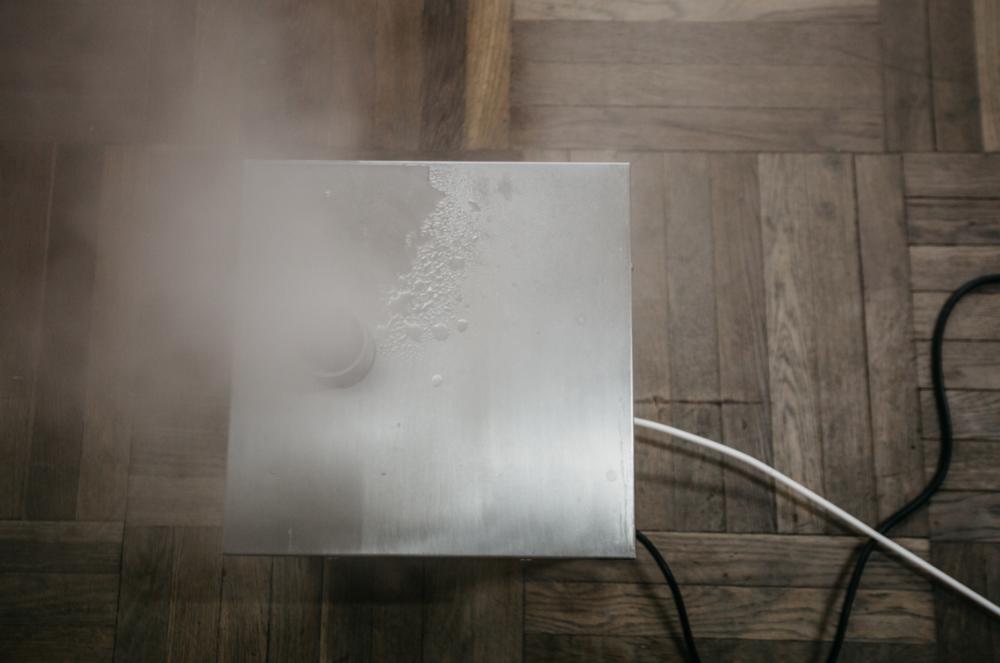 Dane Mitchell, All Whatness is Wetness , installation view, Bunkier Sztuki Gallery of Contemporary Art, Krakow, Poland, 2018