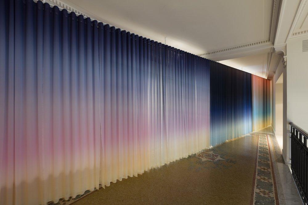 Lucia Koch, installation view, Hercule Florence: Le Nouveau Robinson ,Nouveau Musée National Monaco. Photo:NMNM / Andrea Rossetti
