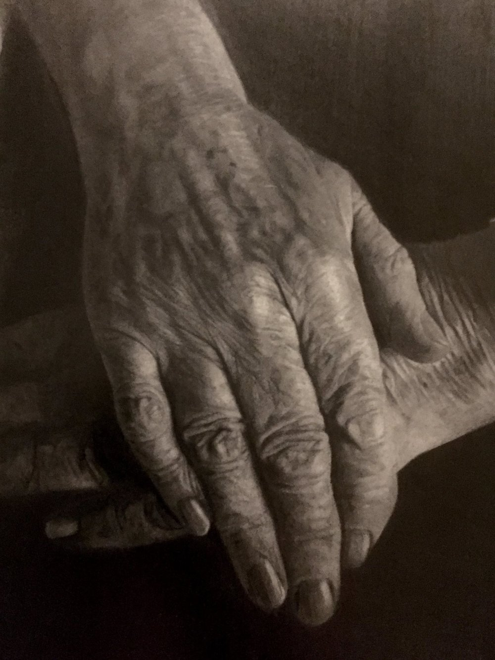 A Mother's Hands (Prints Available)