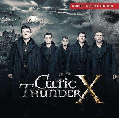 Celtic Thunder X, 2018 (Sony)