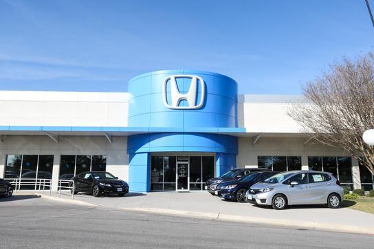 First Texas Honda -