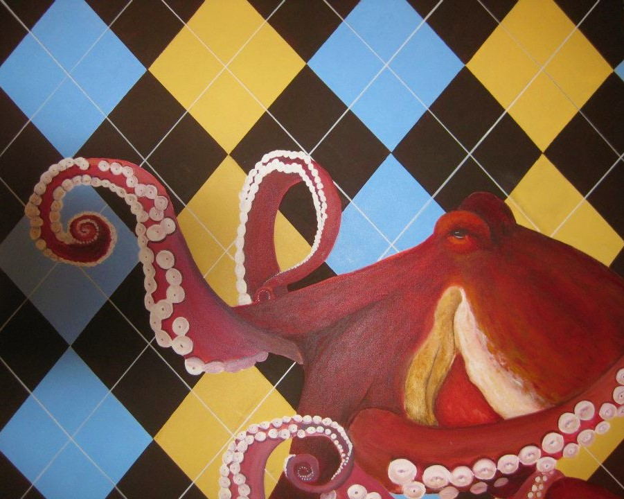 Argyle Octopus