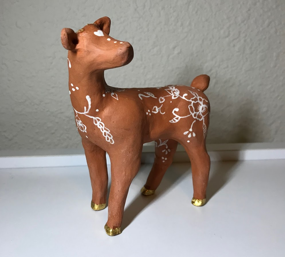 Deer (View II)