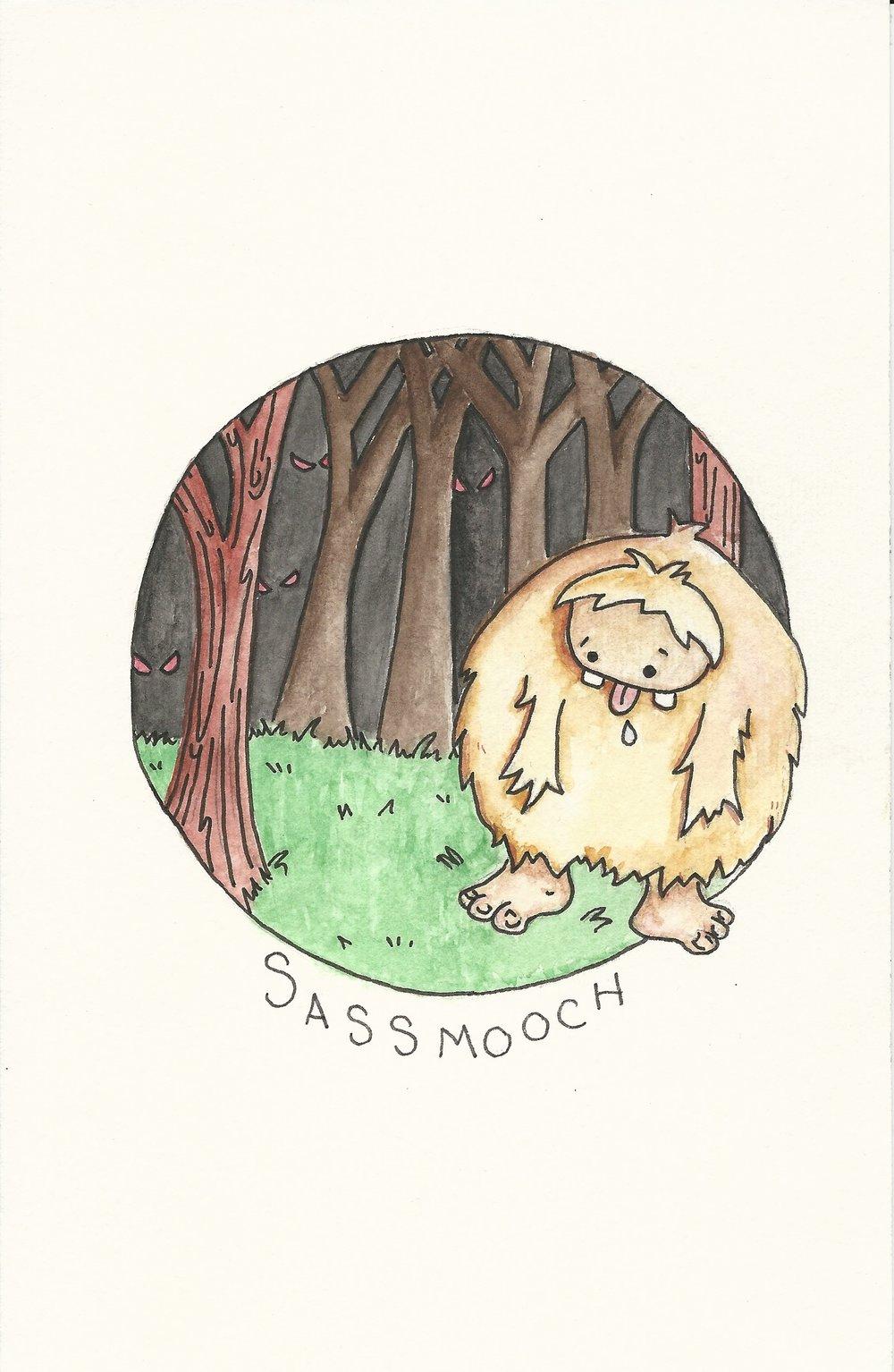 Sassmooch