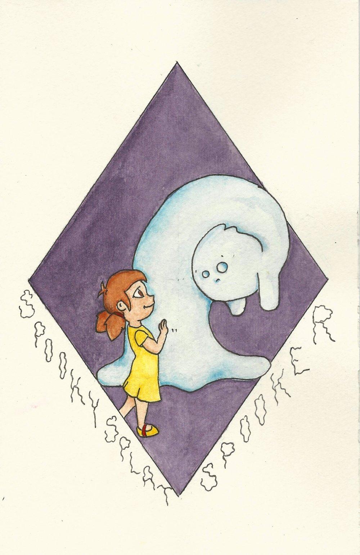 Spooky Splat Spooker