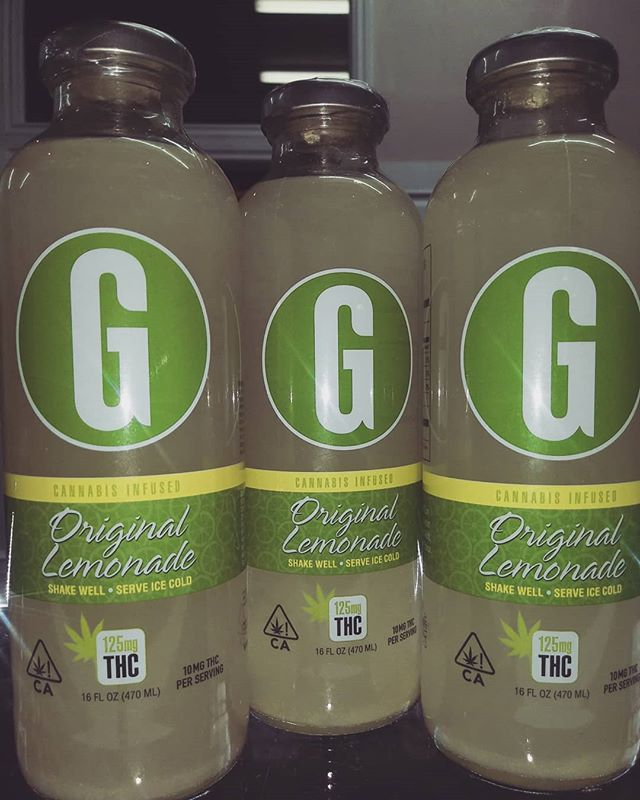 Get your drink on with these bad boys ! #gfarm #lemonade #420friendly #anahighm #stayfaded