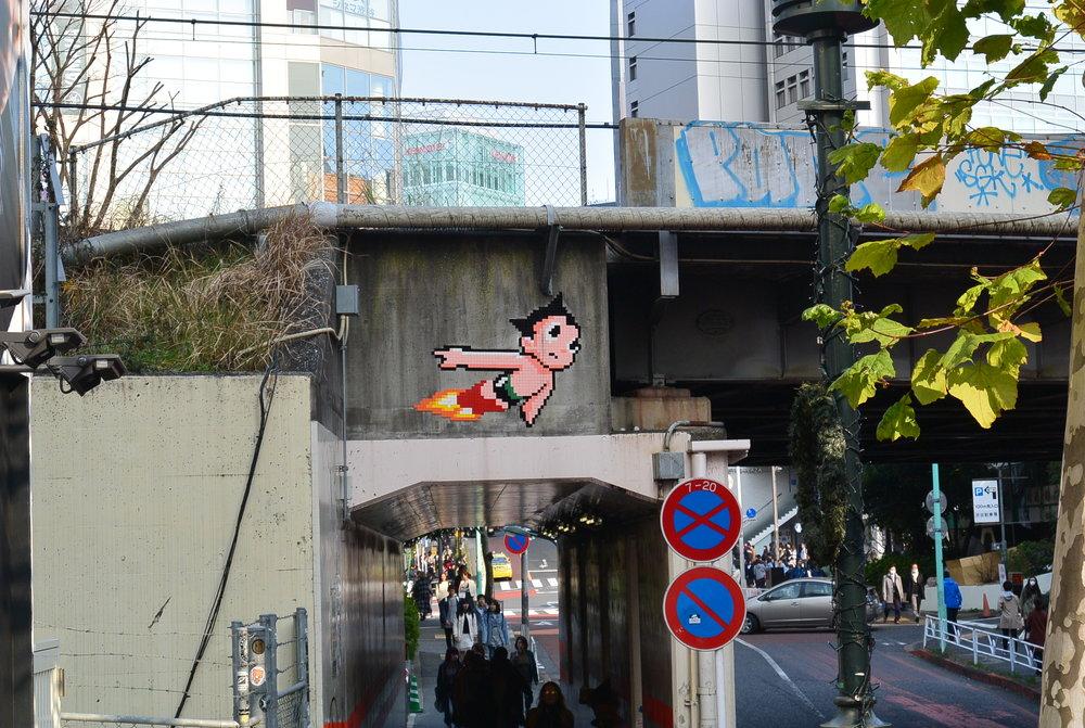 DAY 6: Harajuku + Shibuya