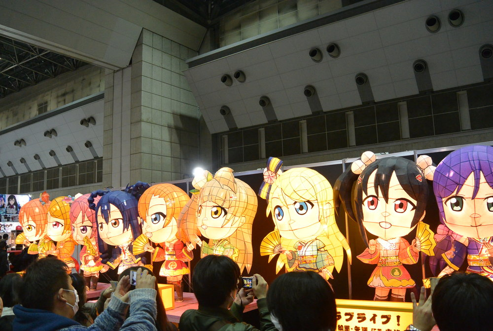 DAY 8: AnimeJapan
