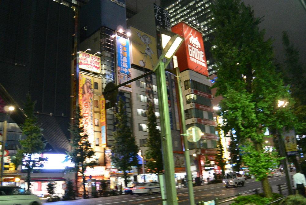 Day 7: Akihabara Action