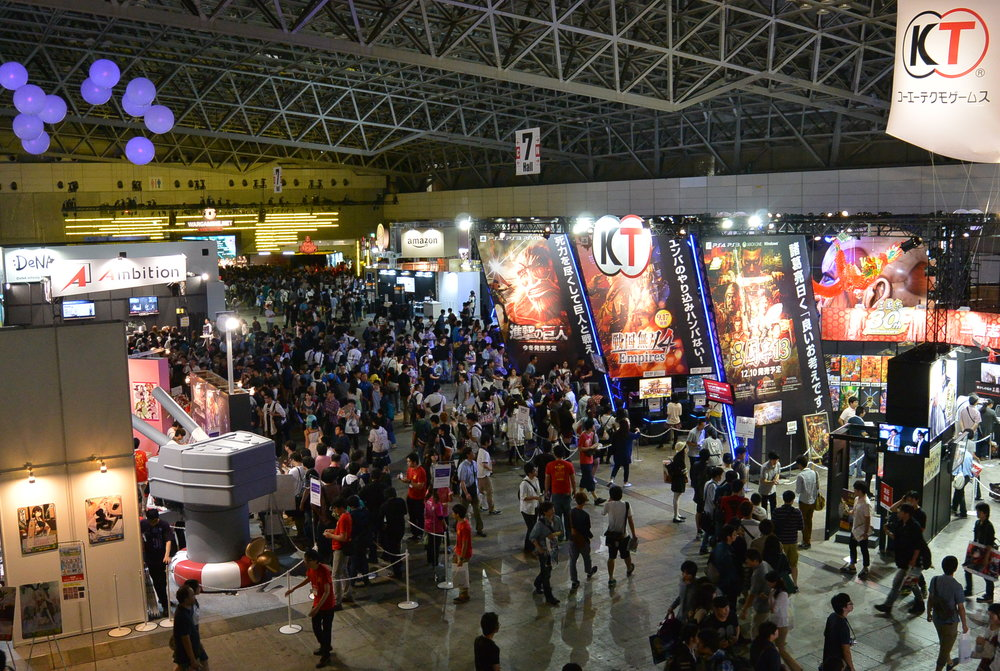 Day 6: Tokyo Game Show!