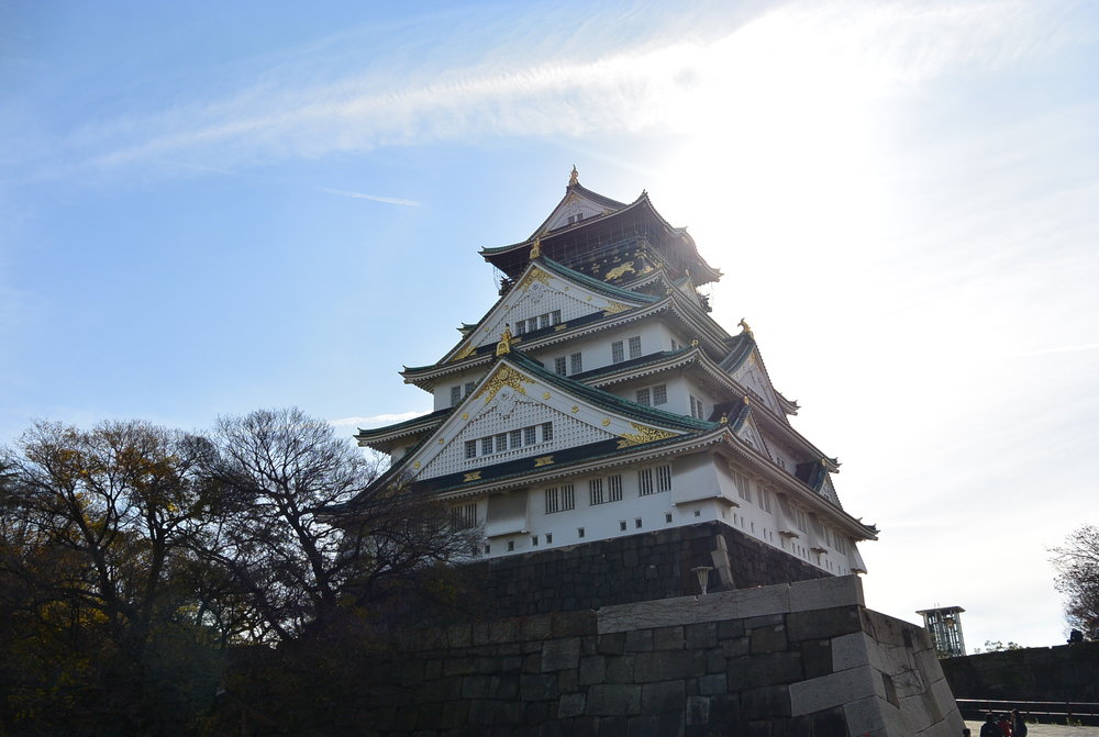 Day 4: Osaka Overtures