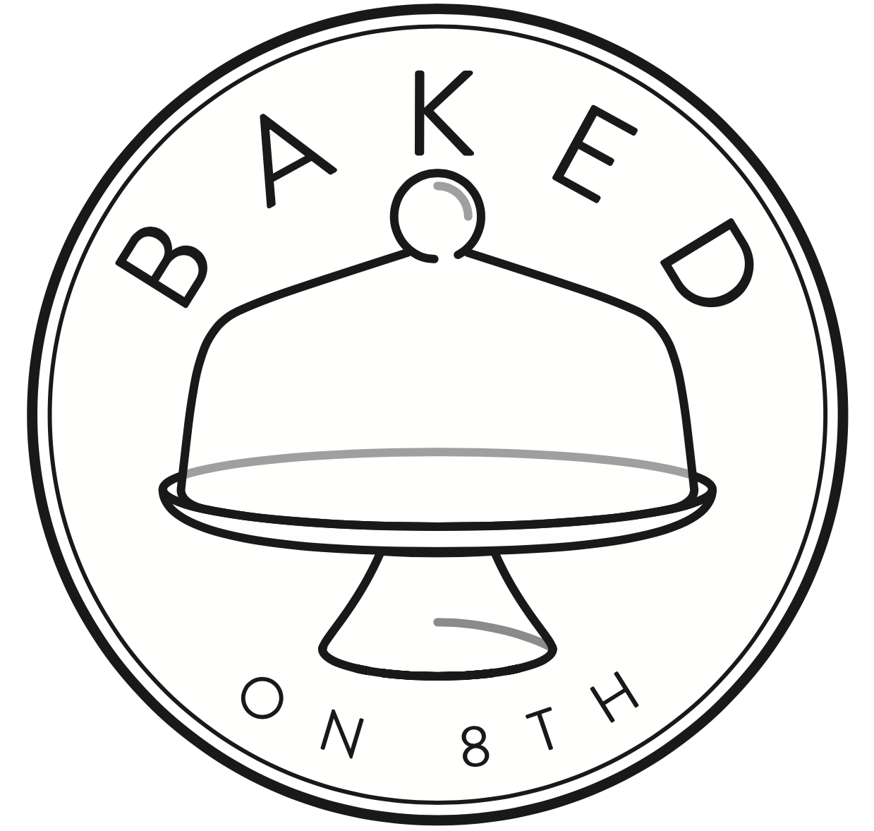 Baked on 8th