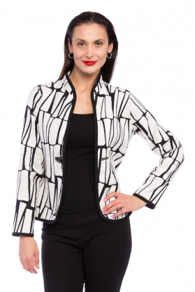 Trimdin Reversible Tailored Jacket White on Black.jpg