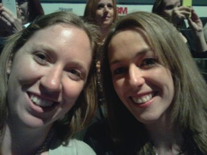 "Rebecca Nash & Debbie Watson at Jillian Michaels ""Maximize Your Life"" Tour - London, Ontario"