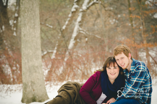 London Photographer Rebecca Nash - Kaitlyn & Ryan Winter EngagementFebruary 07, 2015-65