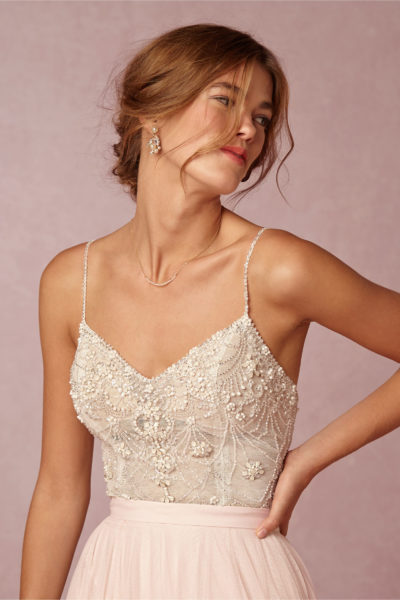 Ella Body Suit from BHLDN