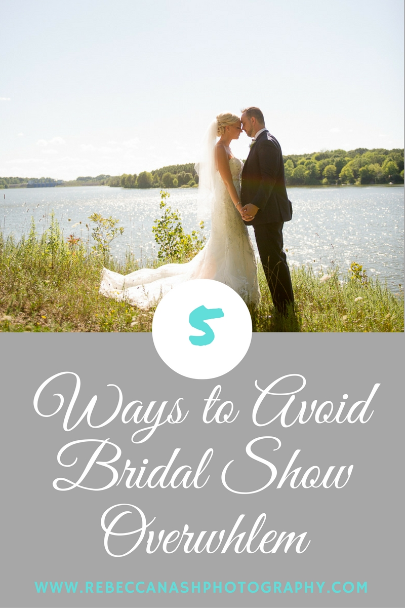 5 Ways to Avoid Bridal Show Overwhlem